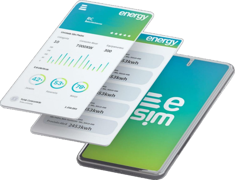 Energia inteligente e soluções em monitoramento do consumo de energia