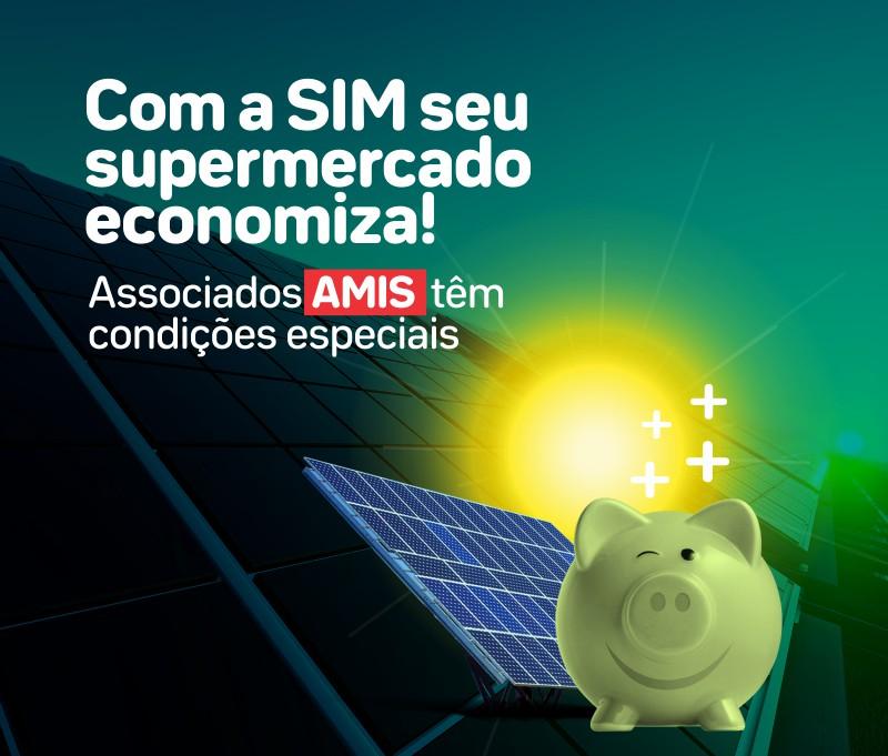 Energia solar por assinatura - Parceria Cemig SIM AMIS